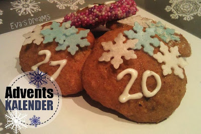 Lebkuchen Adventskalender - Do it yourself