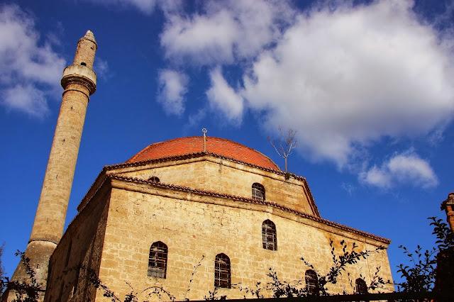 Tο γενί τζαμί στην Έδεσσα