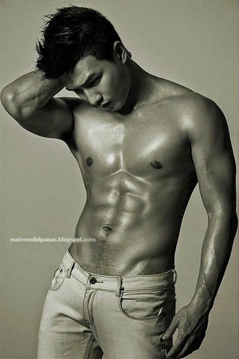 sexy asian men damian rony chamdra