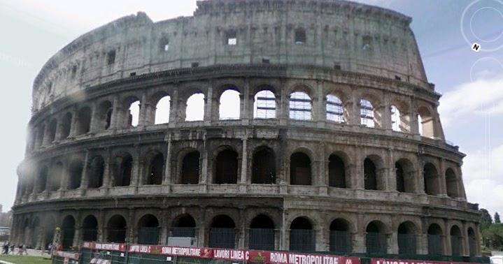 Metro c e il colosseo progetto di distruzione italia for Piani di fattoria sotto 2000 piedi quadrati