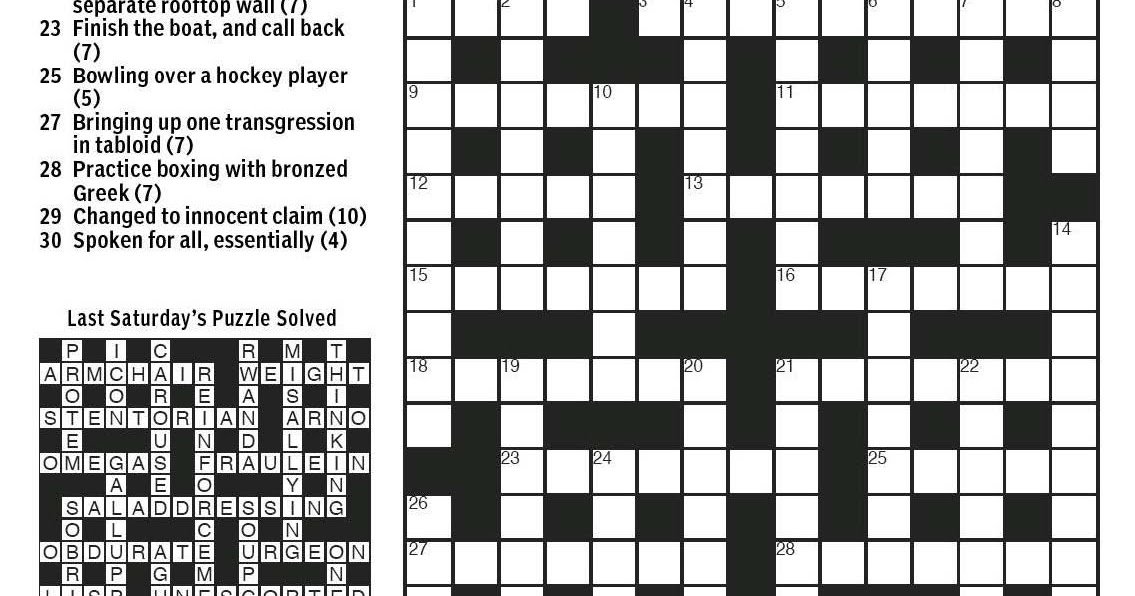 Tip Up Crossword Clue  Letters