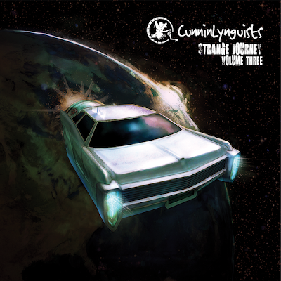 cunninlynguists Cunninlynguist - Strange Journey Vol.3 [8.3]
