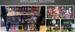 Part of Seth's Elvira Collection