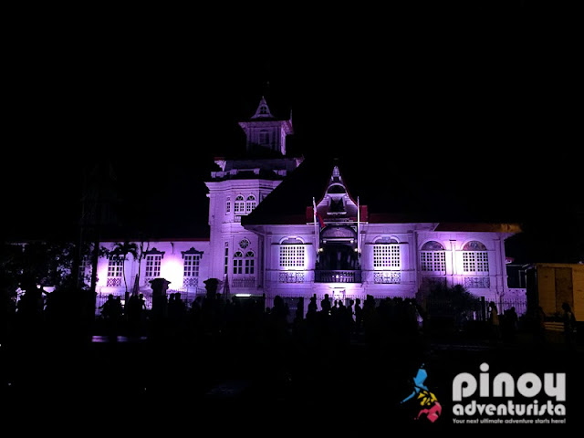 Aguinaldo Shrine Christmas Lights and Sound Show in Kawit Cavite