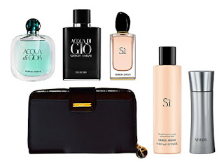 image Intarnational Ref Giveaway Prize Armani Collection