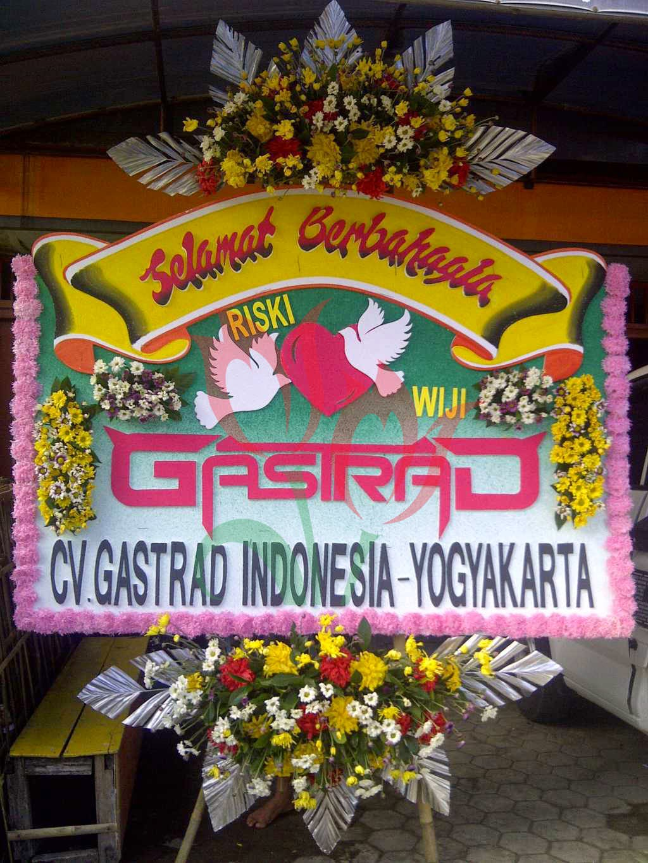 Bunga papan Banjarnegara