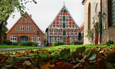 Otterndorf, Niedersachsen, Germany