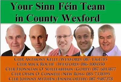 Wexford Sinn Féin News