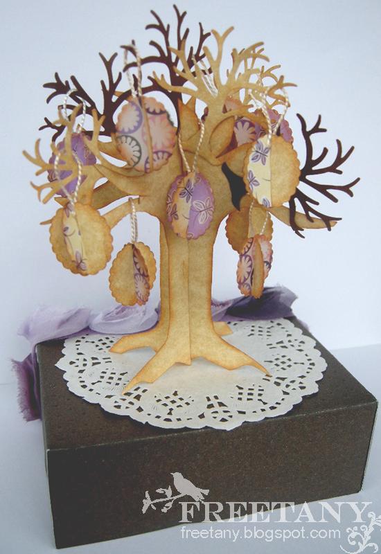 Поделка пасхальное дерево своими руками пошагово