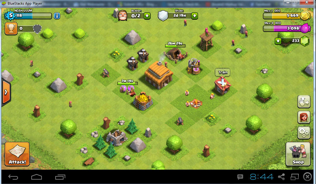 Cara Mendownload Game Pc Clash Of Clans
