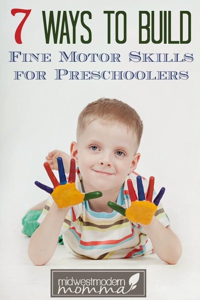 motor skills for preschoolers midwest modern momma 846