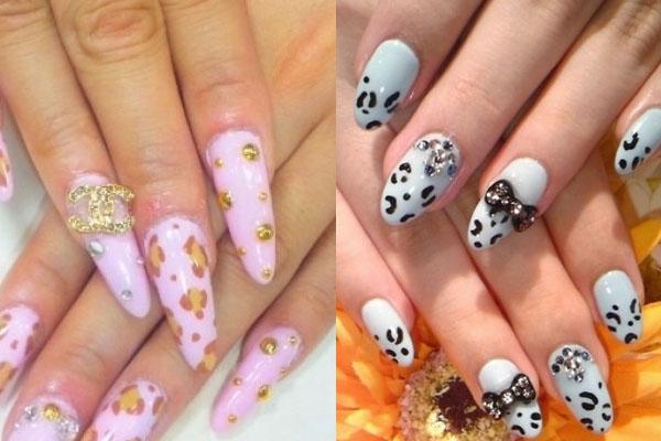 hip nail art ideas 2012 - Nail Design Ideas 2012