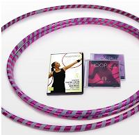 Style Athletics Mini Mania Hoopnotica Hula Hoop Workout