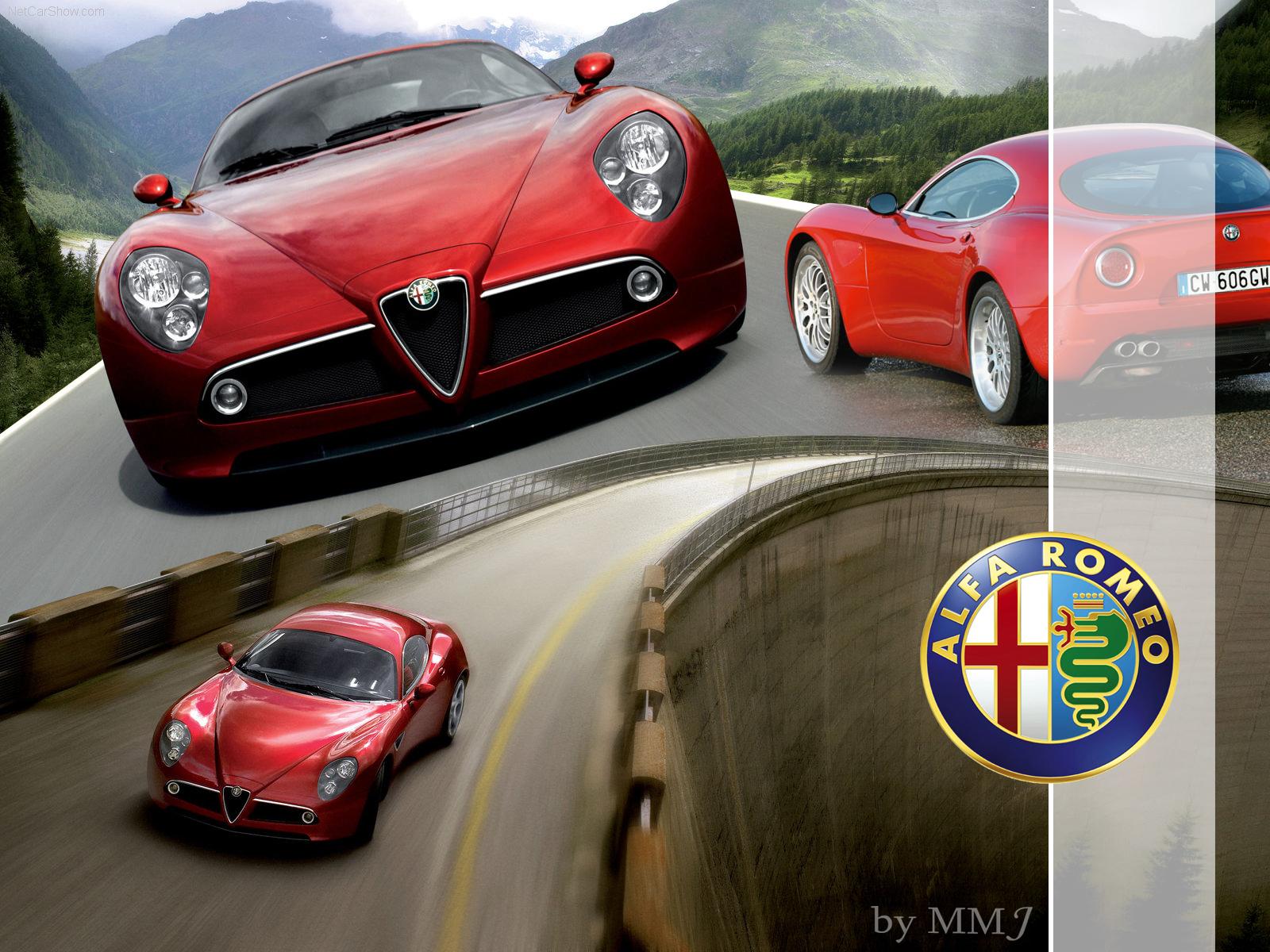 Alfa 147 Wallpapers
