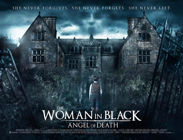 banner cartaz The Woman in Black: Angel of Death trailer