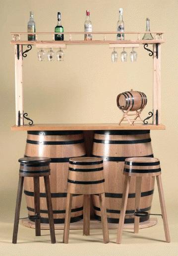 Neo arquitecturaymas un bar dentro de casa for Barras para bar rusticas