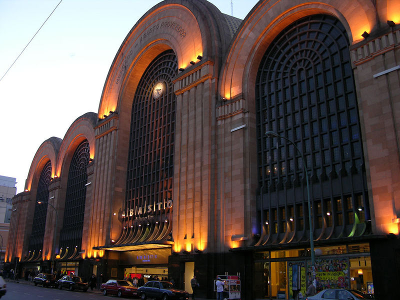 "El ""Shopping"" Abasto"