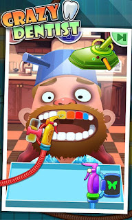 Crazy Dentist - Fun android games