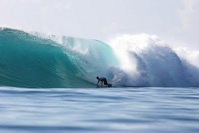 Mentawai Island Beach Surving
