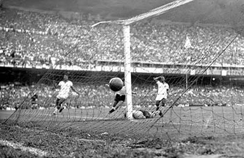 Gol do título Uruguai copa do mundo de 1950