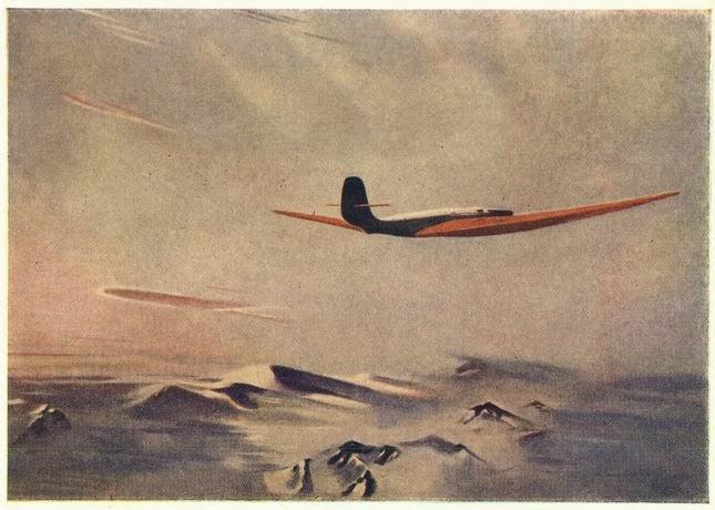 сочинение по картине александра дейнека будущие летчики