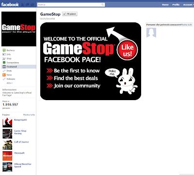 e commerce facebook
