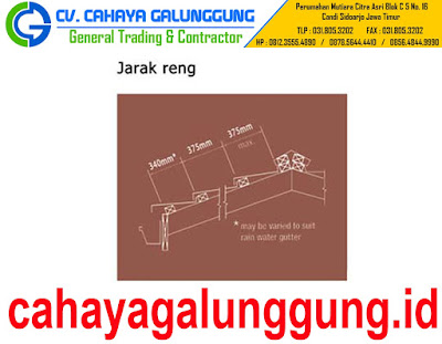 Genteng Metal Star Roof