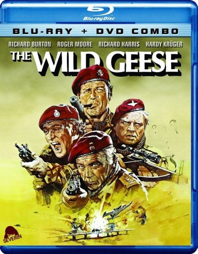 The Wild Geese 1978 Dual Audio 720p BRRip 1GB Hollywood movie the wild geese hindi dubbed dual audio 720p brrip free download or watch online at world4ufree.cc