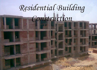 Project on Residential Building Construction