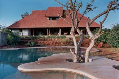Eco Friendly House Latest Indian Farmhouse Design