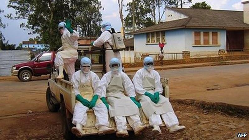 Ebola virus threat