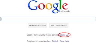 Membuat Akun Google + Plus