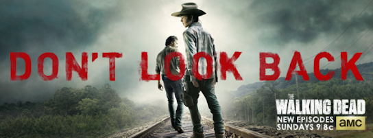 The Walking Dead Mid Season 4 Poster