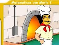 Aprende Mates con el pizzero Mario