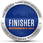 I ran my first marathon in 2011, and if all goes well I'll be running again in 2014!