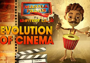 Evolution Of Cinema Video Song || Masala Padam || Mirchi Shiva, Bobby Simha, Gaurav, Lakshmi Devy