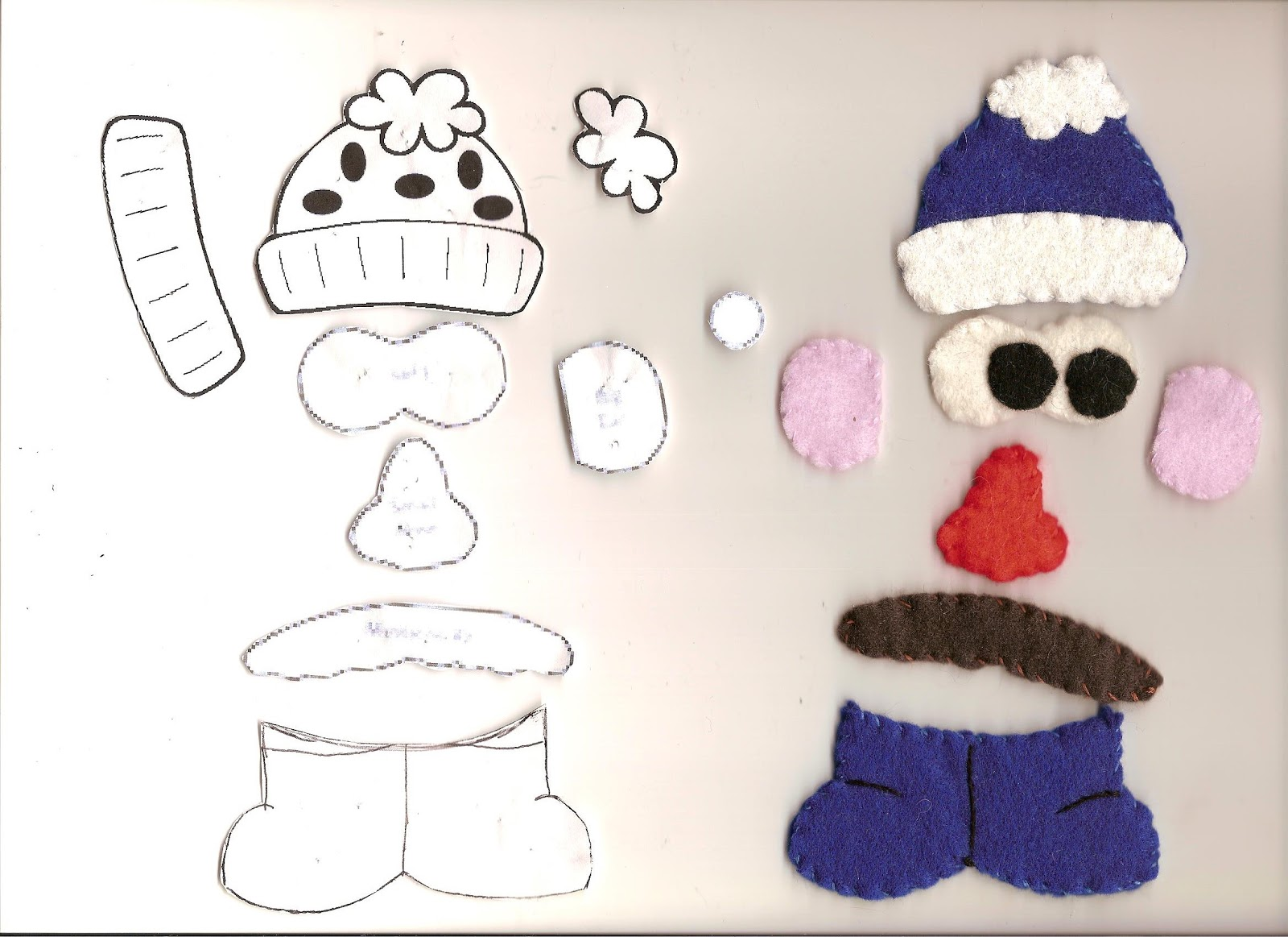 mr potato head felt template - quiet book patterns mr potato head quiet book