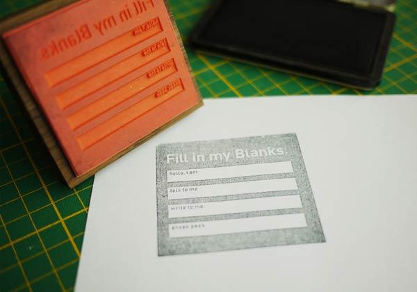 stamp design