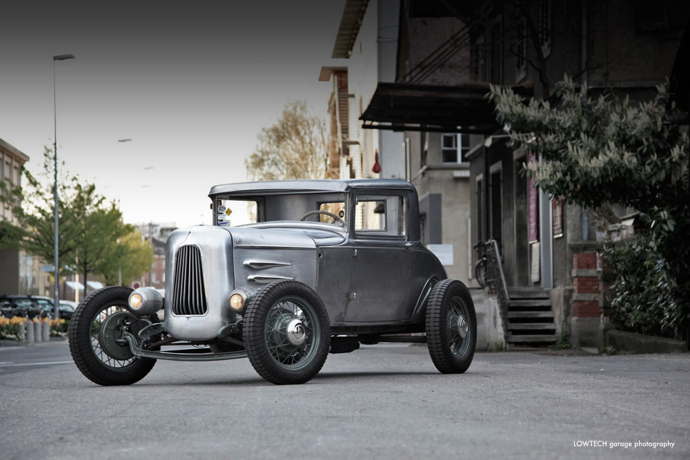 LOWTECH   traditional hot rods and customs : out now: fuel ...