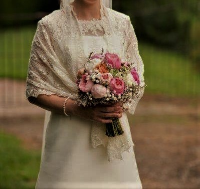 Dank je wel M. voor de mooie bruidsfoto!