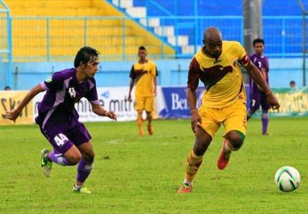 Sriwijaya FC vs Persik