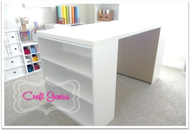 EMBRACE LIVING OUT LOUD Create Your Own DIY Craft Table