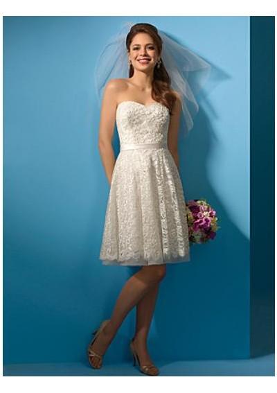 Wählen Sie ein romantisches Brautkleid für Ihre bevorstehende ...