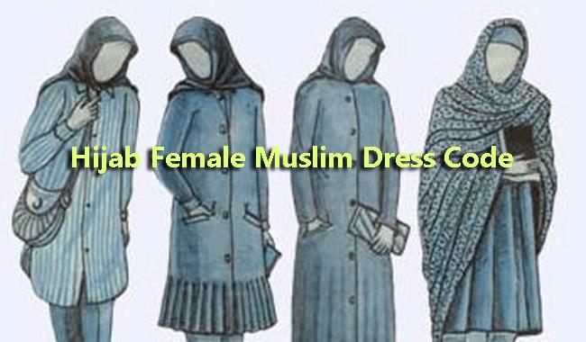 Excellent Dress Code Of Muslim Women  Islamru