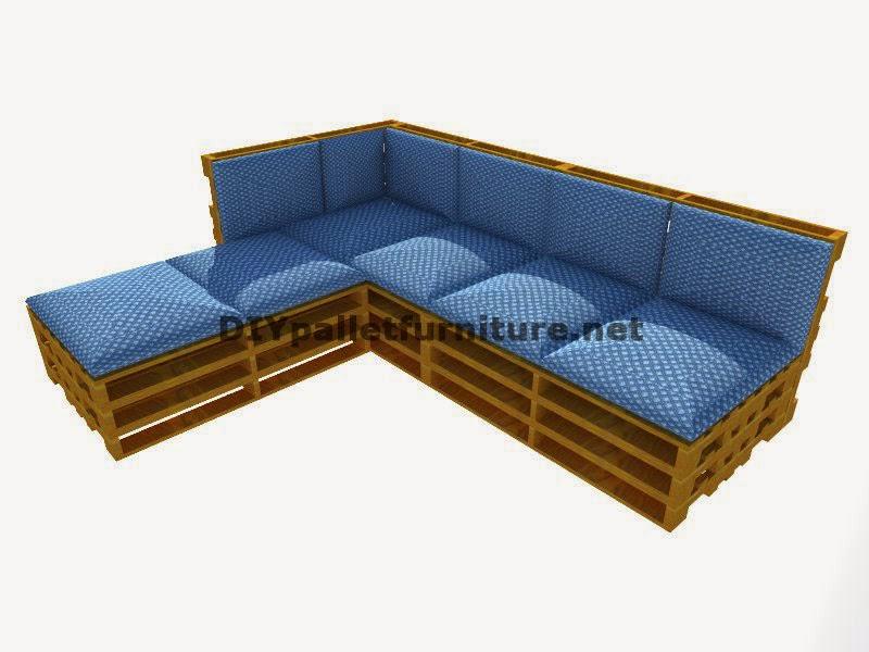 Gu a paso a paso para hacer - Como hacer un sofa con palets ...