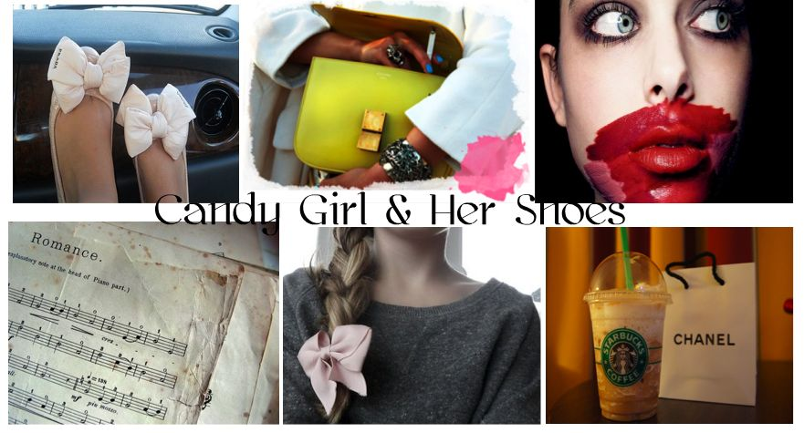 ♥ Candy Girl & Her Shoes ♥