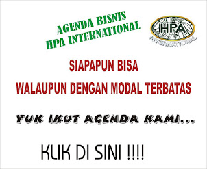 AGENDA BISNIS HPA INTERNATIONAL