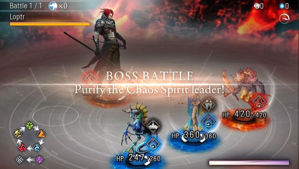 Destiny of Spirits free-to-play