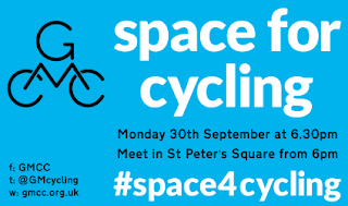 http://www.gmcc.org.uk/2013/09/space4cycling-ride-monday-30th-september-6-30pm/
