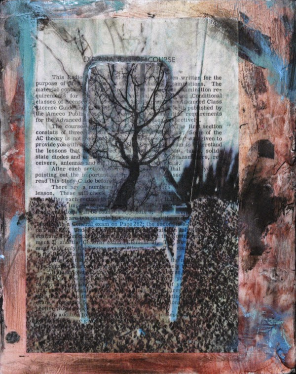 painting from Mixed Media Revolution
